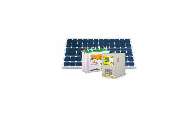 V - Guard Solar Power System in Bangalore